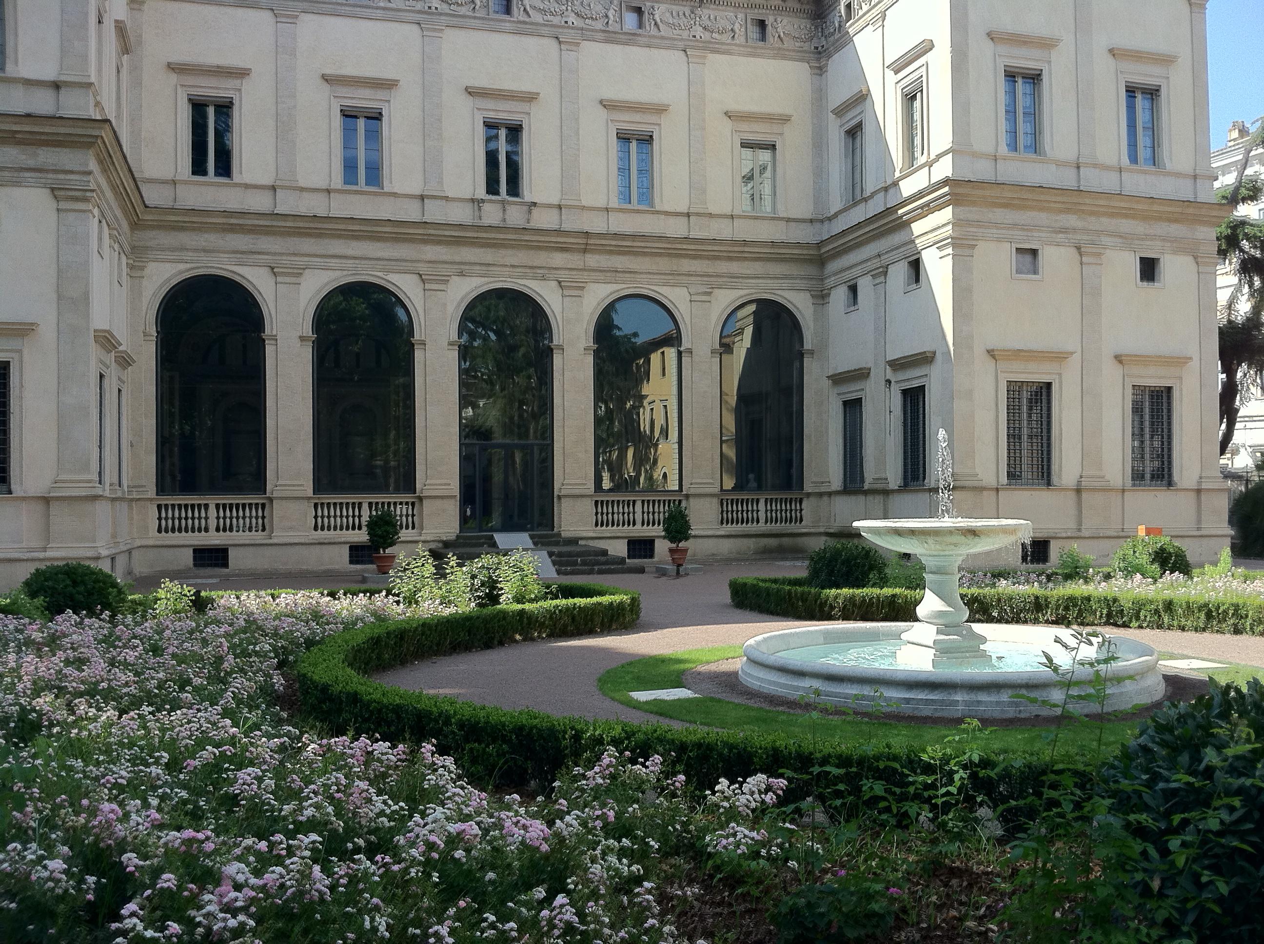 Villa Farnese Rome