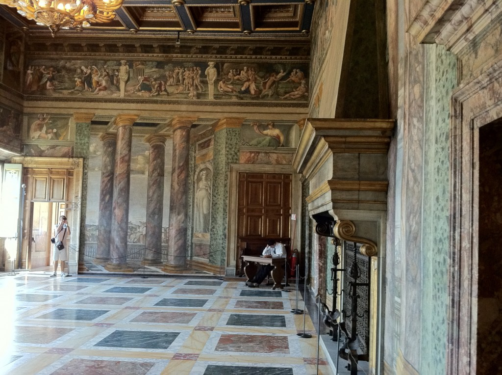 Villa Farnesina Jewel Of Renaissance Rome