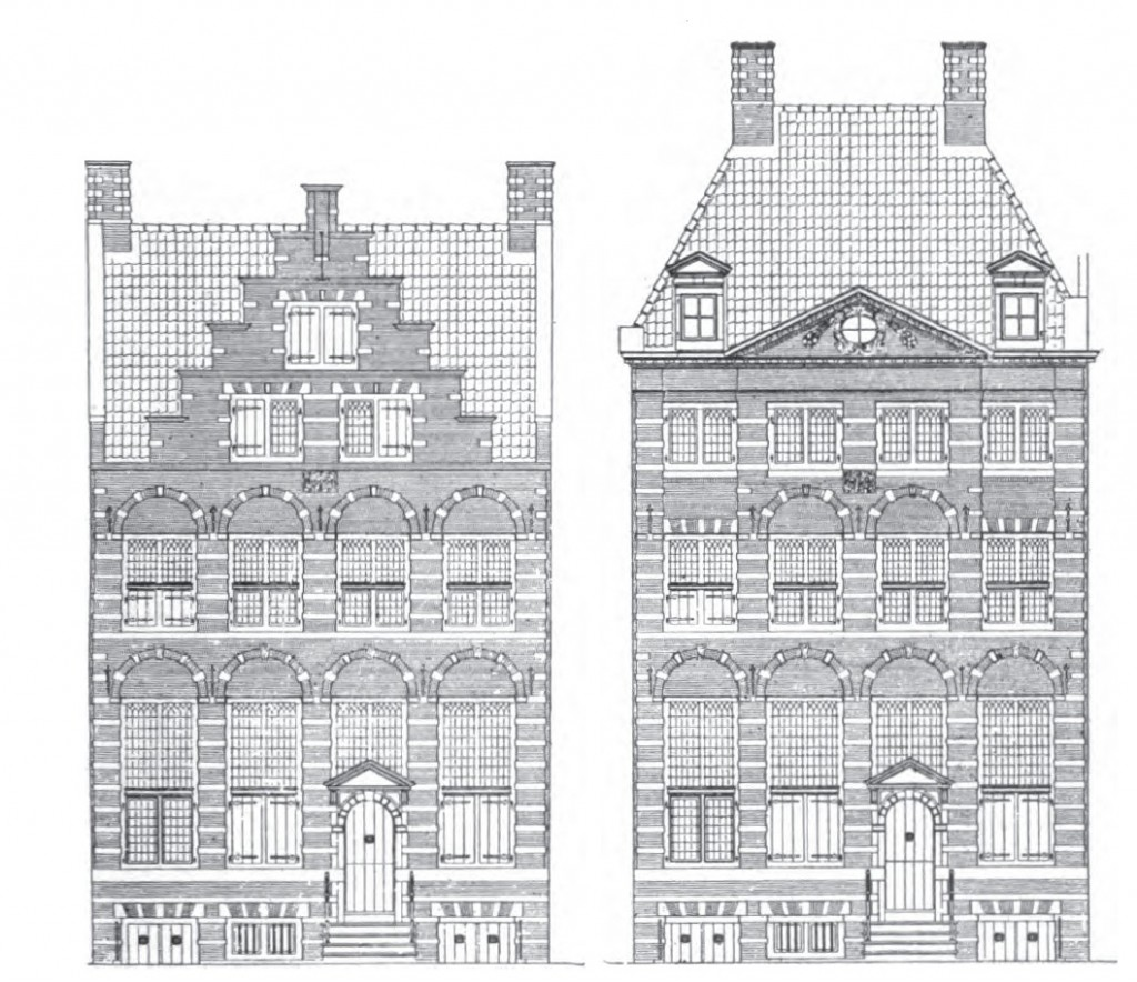 Rembrandt and the rembrandthuis museum amsterdam for Rembrandt homes floor plans