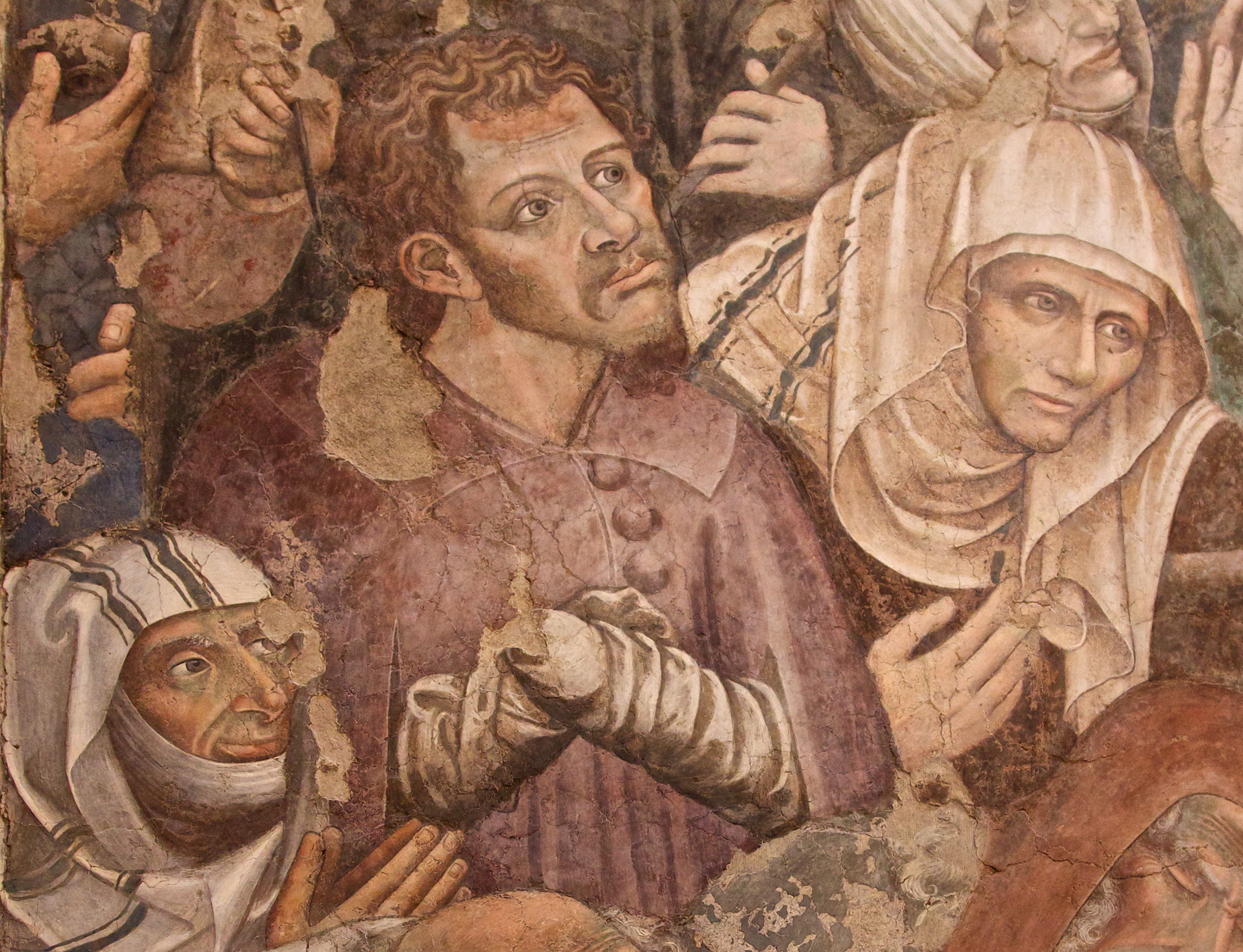 plague of the middle ages Christians in the middle ages may have been largely illiterate richard c leonard when a third of the world died during the black death, the greatest catastrophe in human history, how did christians respond mark galli warrior spirituality christian history institute.