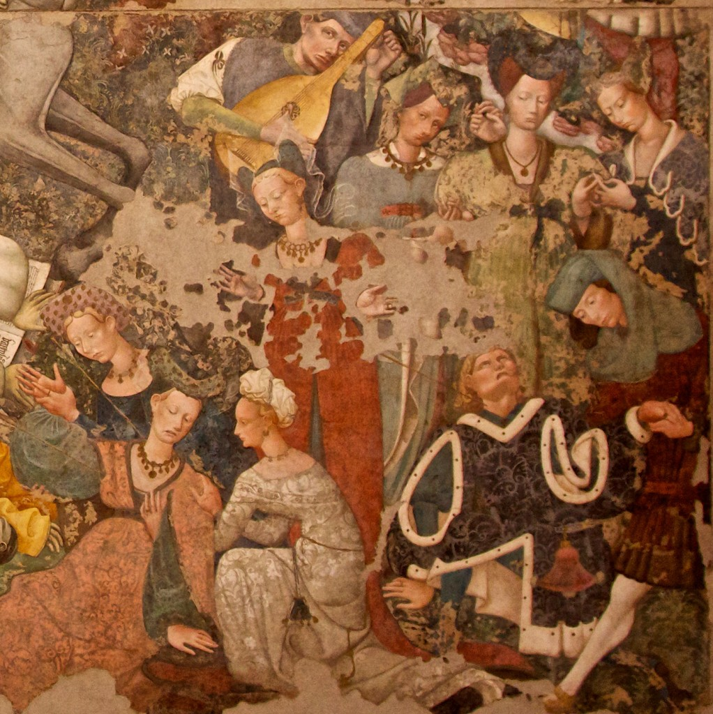 plague and the medieval triumph of death palazzo