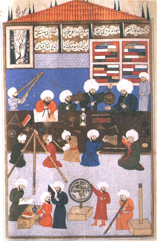 Astronomy in the medieval Islamic world