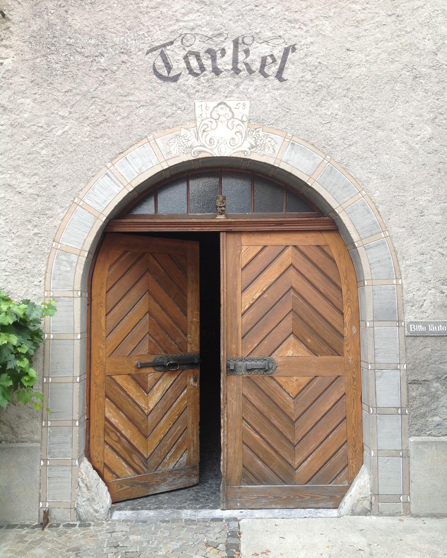 Schloss Salenegg Torkel (Winery) established in 1658 (Photo Patrick Hunt, 2013)