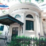 Neilson Hays Library Bangkok (Photo courtesy of the library)