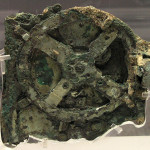 Antikythera Mechanism circa 1st c BCE (image in public domain)