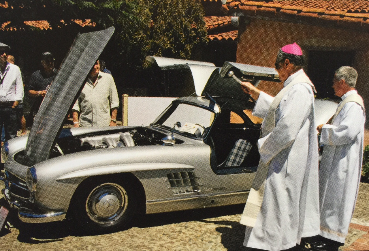 """Blessing of the Gullwing""  (courtesy of J. MacNivens, 2015)"