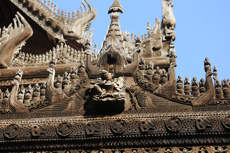 Mandalay GP teak